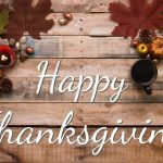 Happy Thanksgiving 2019 from Wilklow & Associates, CPA PC to your family