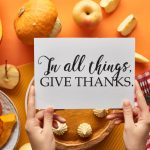 Cultivating Gratitude for Thanksgiving 2020 in Colorado Springs