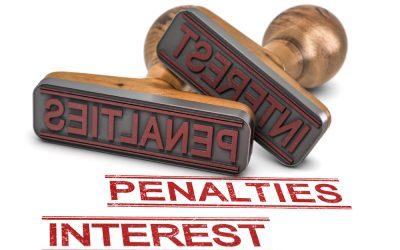 Five Key Tax Filing Penalties Colorado Springs Taxpayers Must Know