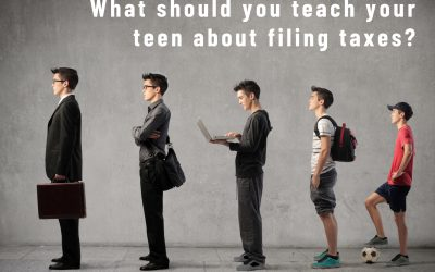 Taxes for Teens: What Colorado Springs Parents Need to Teach Their First-Time Filers